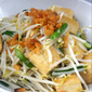 Stir-Fried Beansprouts With Tofu And Salted Fish