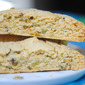 Gluten and Dairy-Free Olive Oil and Pistachio Biscotti