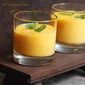 Mango Lassi | Indian Mango Yogurt Drink