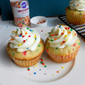 Easy Homemade Funfetti Cupcakes