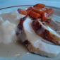 Herb Buttered Turkey Breast & Gravy