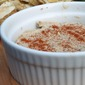 Smoked Eggplant and Goat Cheese Dip