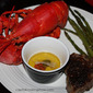 Recipe: Boiled Lobster with Garlic Rosemary Butter