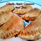Chunky apple cinnamon mini pies