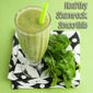 St Patrick's Day: Healthy Shamrock Smoothie
