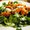 Spicy Buffalo Chicken Salad with Blue Cheese Vinaigrette