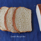 Basic Homemade White Bread