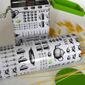 The Green Tea Metalbox Collection - Kitchen Tins by Virojanglor