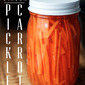 Spicy Ginger Pickled Carrots