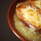 Tuscan onion soup (zuppa di cipolle alla toscana)