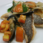 Branzino with Mussels and Tomatoes