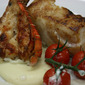 Snapper and Lobster with Parsnip