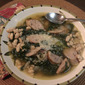 White Bean, Sausage and Kale Soup