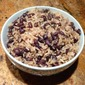 Simple Cuban Black Beans & Rice in a Rice Cooker