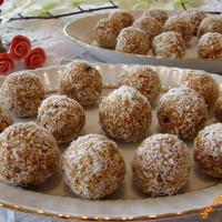 Carrot Biscuits Balls Recipe (Turkish Cuisine)