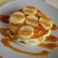 IHOP Banana Caramel Pancakes