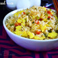 Egg Fried Rice Recipe | Easy Chinese Recipes