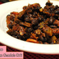 Healthy, Hearty Vegetarian Black Bean CHOCOLATE Chili