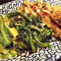 Sautéed Chicken with Delicious Veggies