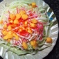Mango Kani Salad (Crab Salad with Mango)