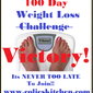 100 Day Weight Loss Challenge Begins Today! Wish me luck!