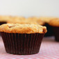 Food Bloggers Against Hunger: Brown Sugar Cinnamon Granola Muffins