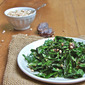 Kale-Miso Sauté with Dates and Millet