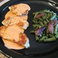 Chicken with Pink Tarragon Cream