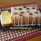 BUTTERY ORANGE POUND CAKE