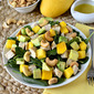 Cashew Chicken Mango Salad + $50 Whole Foods Gift Card Giveaway!