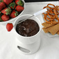 Dark Chocolate Fondue with Kahlua