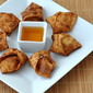 Mozzarella Cheese Wontons