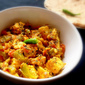 Paneer Jalfrezi - Paneer and Green Peppers in Tomato Sauce
