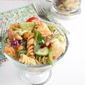 Shrimp Avocado and Pasta Salad
