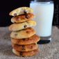 Eggless Chocolate Chip Cookie Recipe | Eggless Cookie Recipes