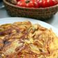 Lunch At Madame Mere's...Tortilla Espanola