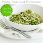 Simple Peas and Pasta Recipe
