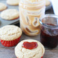 Peanut Butter and Jelly Muffins {GIVEAWAY}