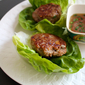 Turkey Sausage Lettuce Wraps
