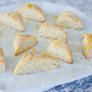 Gluten-free Lemon Poppy Seed Scones