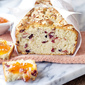 Cherry Almond Quick Bread Recipe