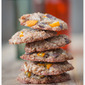 Kumquat-Chocolate-Chunk & Walnut Oatmeal Cookies