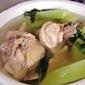 Tinolang Manok (Chicken Soup with veggies)