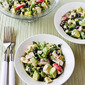 Recipe for Chicken, Black Bean, Avocado, and Radish Salad with Lime and Cilantro