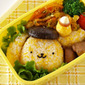 How to Make Pom Pom Purin Bento Lunch Box - Video Recipe
