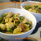 Chicken Pesto Orecchiette