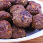 Recipe for Baked Swedish Meatballs
