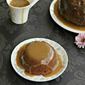 Sticky Toffee Pudding - a guest post by Vineetha
