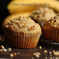 Moist Banana Nut Muffins | Breakfast Muffins