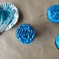 Blue Rose Of Winterfell Cupcakes (Guest Post)